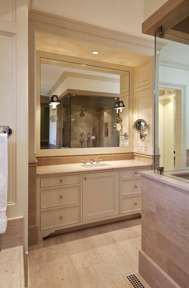 Bathroom Cabinet Ideas. Neutral Bathroom Cabinet Ideas. #Bathroom #Cabinet  Reu Architects