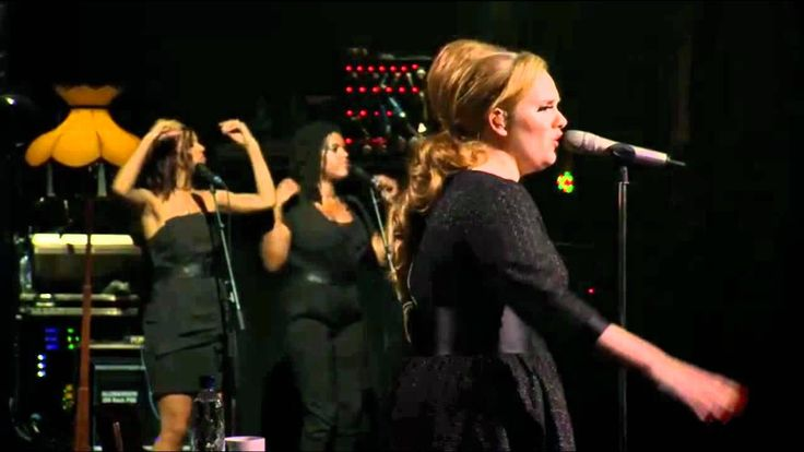 Adele - Rumor Has It (Live) Itunes Festival 2011 HD