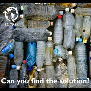 Our oceans are turning into a plastic soup. 5 Gyres Institute is a nonprofit with a mission to conduct research and communicate about the global impact of plastic pollution in the world's oceans and employ strategies to eliminate the accumulation of plastic pollution in the 5 subtropical gyres.