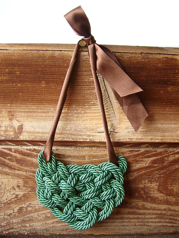 Handmade Rope Necklaces from NasuKka