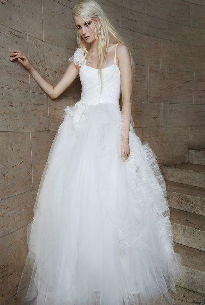 Вера Вонг свадебные платья 2015 Look 20 | смотреть фото цены купить