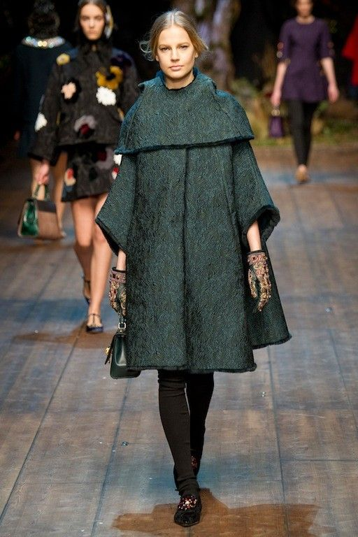 Dolce & Gabbana Herfst/Winter 2014-15 (44)  - Shows - Fashion