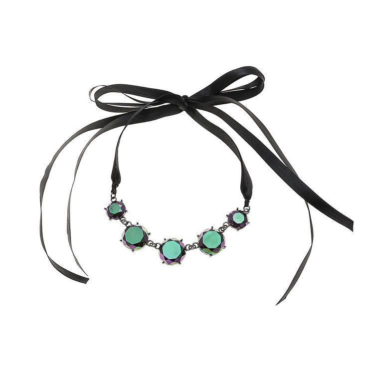diva collection of petroleum #Necklaces #Fashion #trend #Accessories #collar #purple #silver #petrolium #green #bright #beauty #shop #autumn #winter #woman #fashionwoman  #blue #NEW #party #accessoriseforenenig
