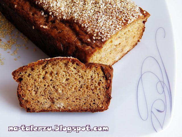 Na talerzu: Chleb bez mąki z fasoli