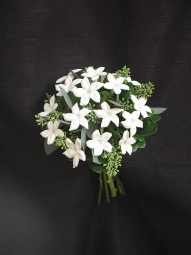 Stephanotis bridesmaid bouquet