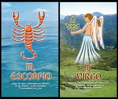 Virgo Man and Scorpio Woman