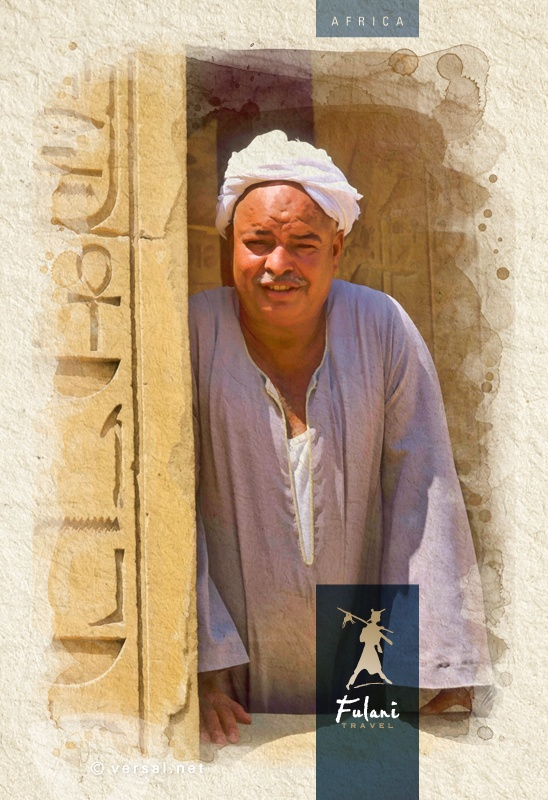Egypt - Infografía para catálogo de viajes