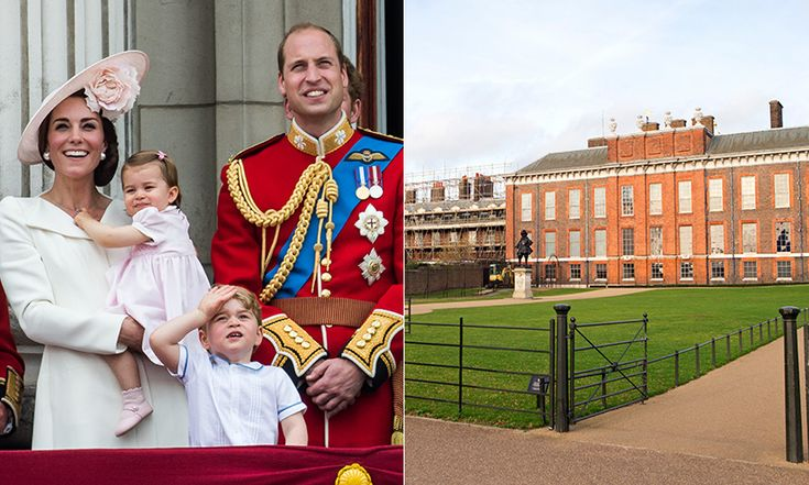 Prince William and Kate Middleton's new plans to protect George and Charlotte