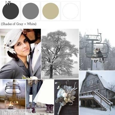 Snowy Ski Lodge  ☛ http://su.pr/1DQRVy