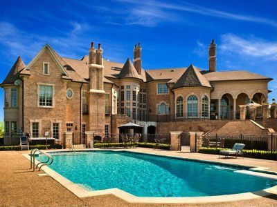 Huge Houses With A Pool 74 best future homes images on pinterest | dream houses