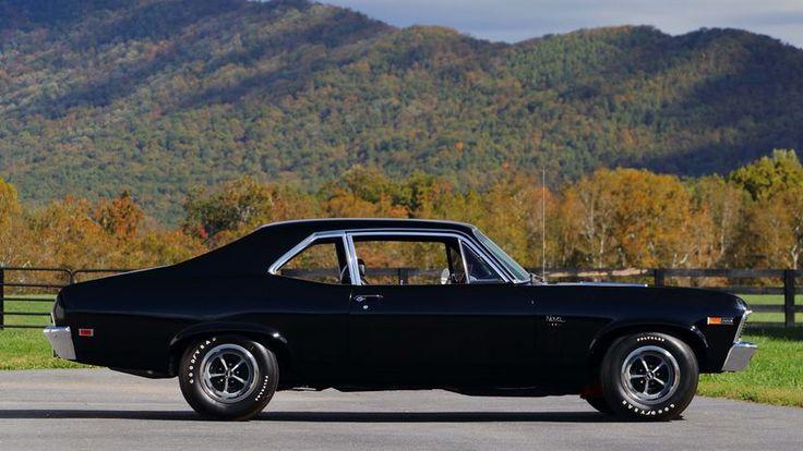 1969 Chevrolet Nova SS - 8
