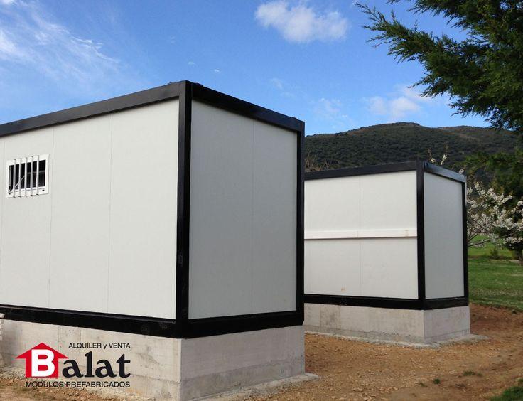 1000 images about casetas prefabricadas casas for Casas y casetas prefabricadas