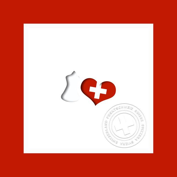 #IloveSwitzerland - #Schweiz #Suisse #Svizzera #Svizra #Switzerland #PunktSchweiz