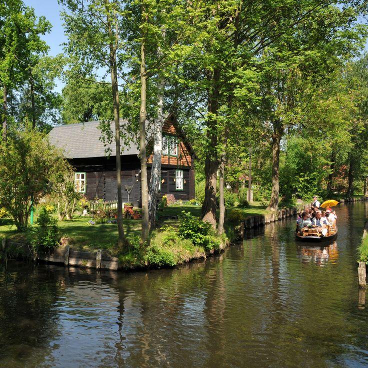 Kurzurlaub im Spreewald