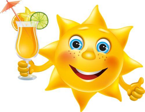 Tubes divers page 6 smileys pinterest funny sun - Image soleil rigolo ...