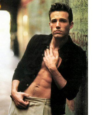 Ben Affleck - Awww so young and cute! :)