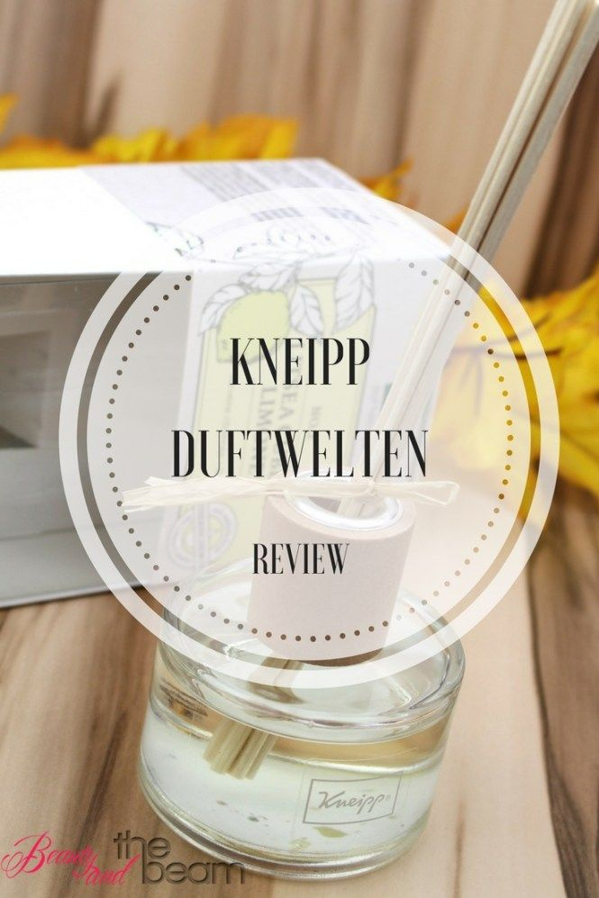 [Review] Kneipp Duftwelten | Beauty and the beam