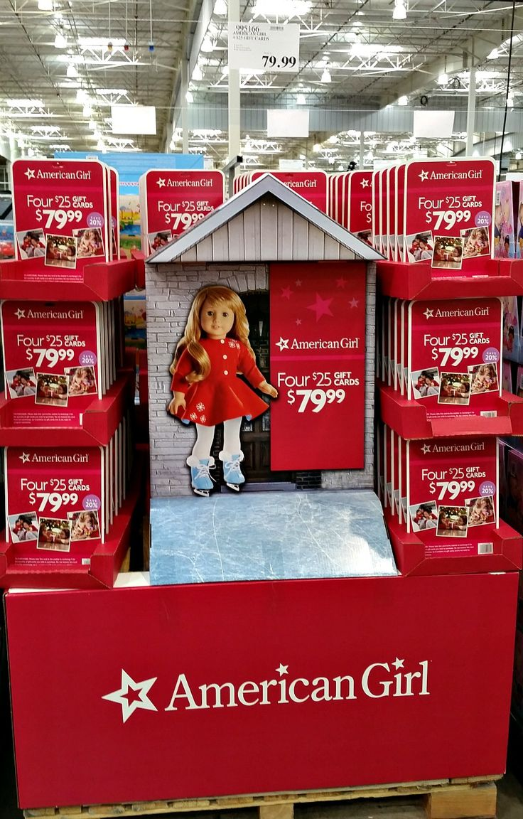 Costco has American Girl dolls for sale at Costco with sales on American Girl Gift Cards 20% off, American Girl Bitty Baby and Mini Doll deals & more!