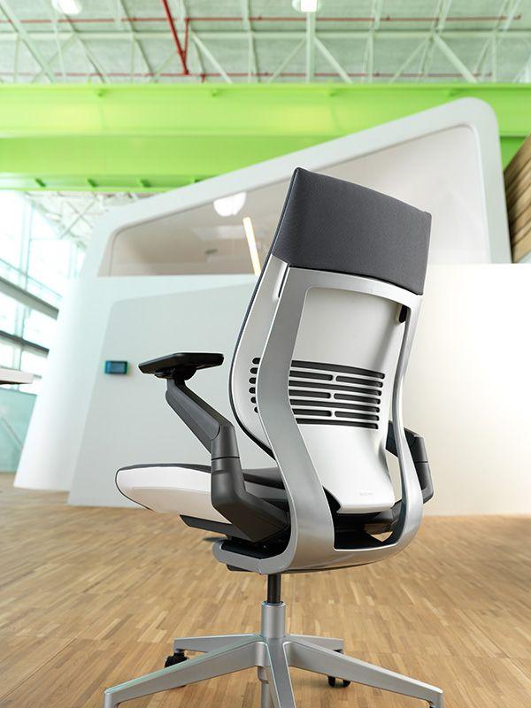 Stahl Ergonomischer Stuhl Überprüfen Sie Mehr Unter  Http://dekoschreibtisch.com/stahl