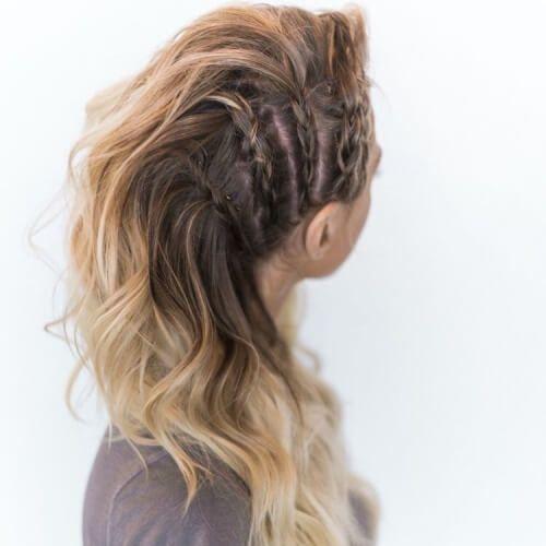 50 Braided Mohawk Hairstyles