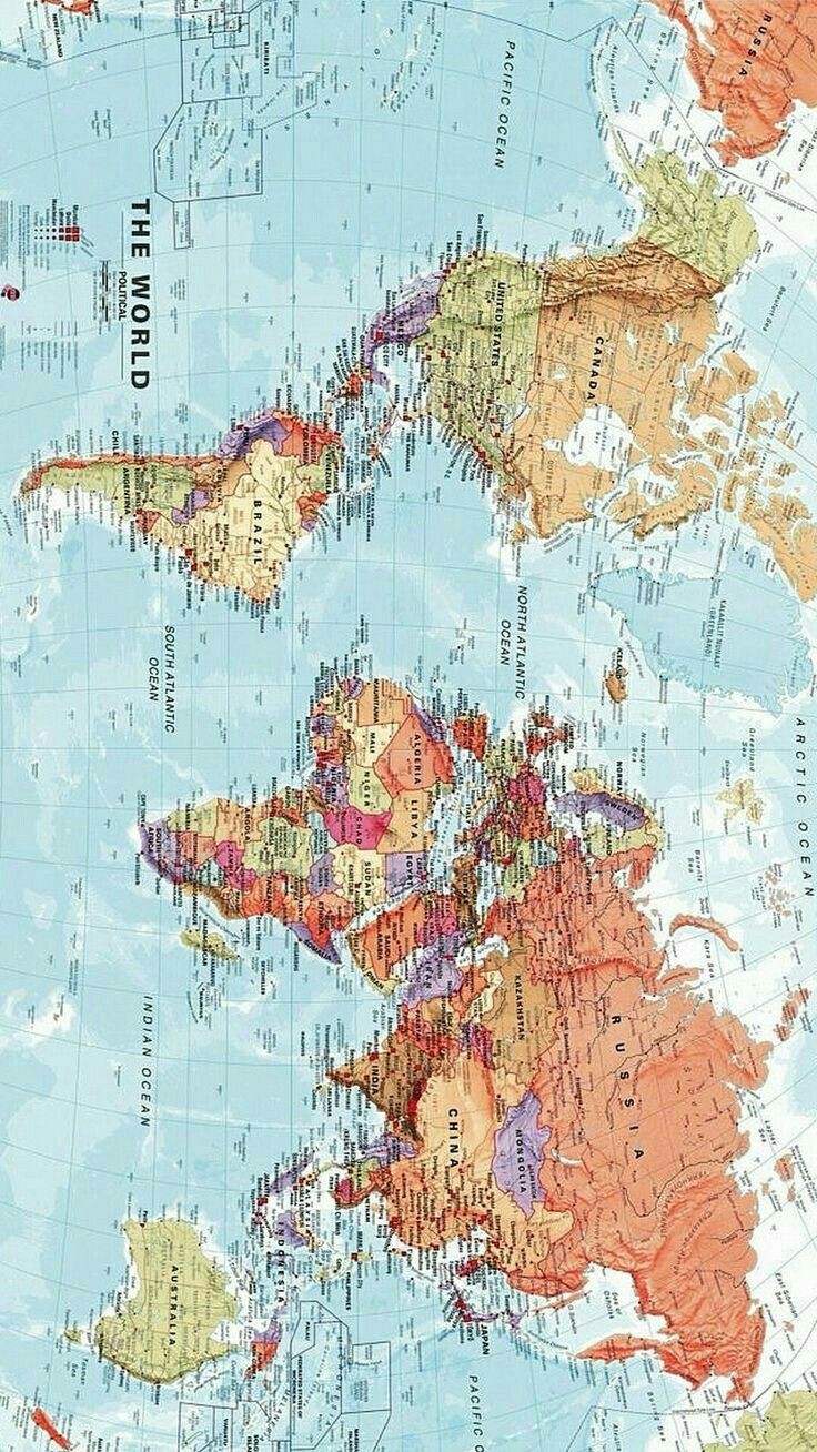 Pin by Mardine_ehab on wallpapers | World map wallpaper, Map ...