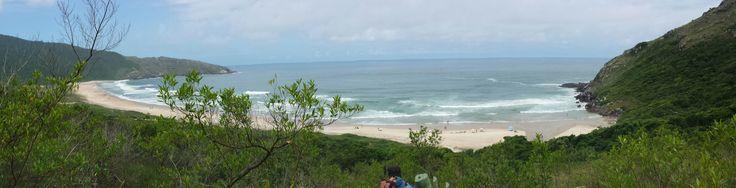 Praia Lagoinha do Leste, Florianópolis -SC