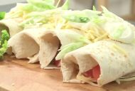 Authentic Mexican Beef Burritos