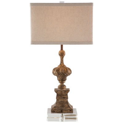 Another lamp (because you simply can't have too many lamps).Table Lamps, Gray Lights, Guest Bedrooms, Treviso Lamps, Lamps Sets, Living Room, Master Bedrooms, Tables Lamps, Aidan Gray