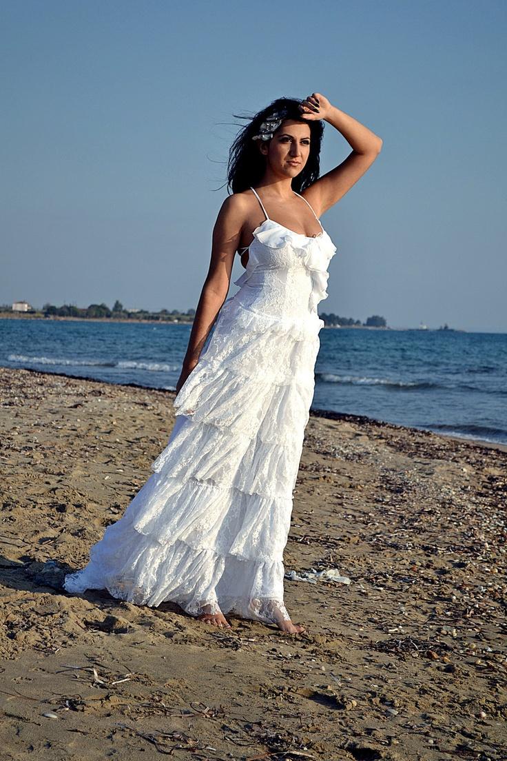 123 best Bohenian Wedding Dress images on Pinterest | Short wedding ...