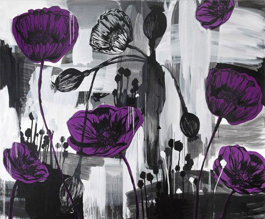 Solitaire by Adam Saks, 250 x 300 cm, 2011   adamsaks.com