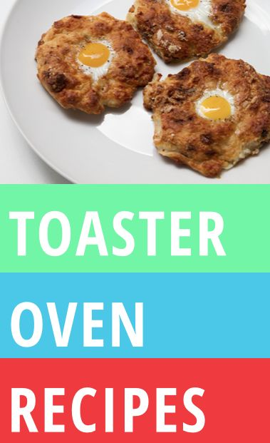 http://www.phomz.com/category/Toaster-Oven/ 15 easy recipes you can make in the toaster oven.