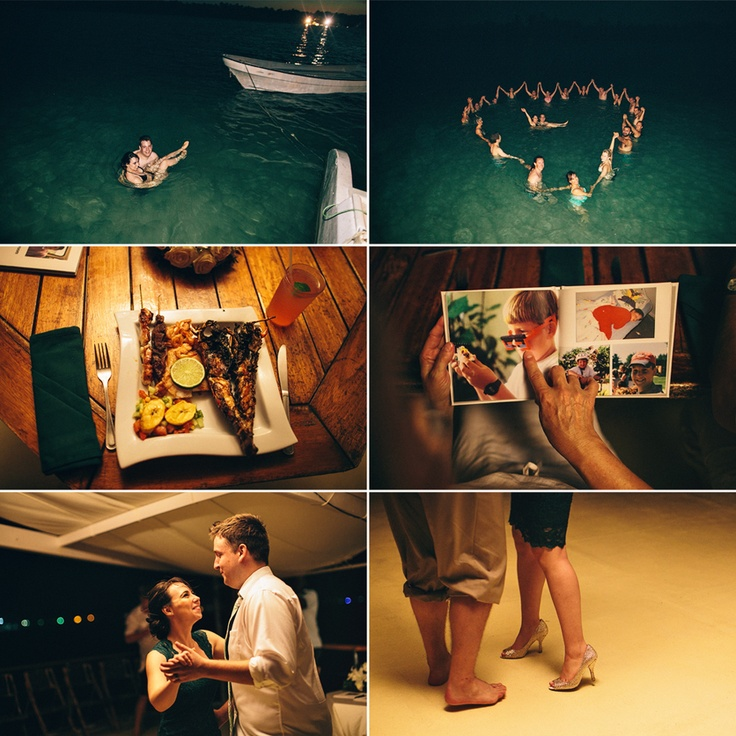 la barcaza punta cana wedding photographer. {hilary + sam}