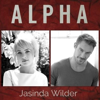 Kyrie & Roth from Alpha and Beta by Jasinda Wilder