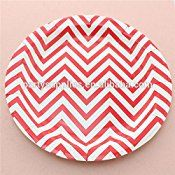 Crystal Emotion 1200 Multicolor Chevron 9″ Paper Plates For Baby Shower Birthday Wedding Party Tableware http://www.easterdepot.com/crystal-emotion-1200-multicolor-chevron-9-paper-plates-for-baby-shower-birthday-wedding-party-tableware/ #easter  dinnerware type:dishes & plates pattern type:solid color:pink brand name:palmy quantity:6-10 material:paper sheet size:9 inch feature:disposable,eco-friendly,stocked certification:ce / eu,fda,sgs technique:pigmented shape:round plate type:pla..