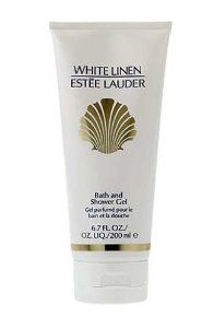 Estee Lauder White Linen Bath & Shower Gel 200ml/6.7oz by Estee Lauder. $69.95. Estée Lauder 'White Linen' Bath and Shower Gel 200ml/6.7oz Brand New In Box. A luxurious moisturizing body wash A unique property to lock the natural moisture contact of your skin Gently cleanses & hydrates the natural skin Leaves skin completely soft & clean Feels clean & fresh after use Suitable for bath & shower