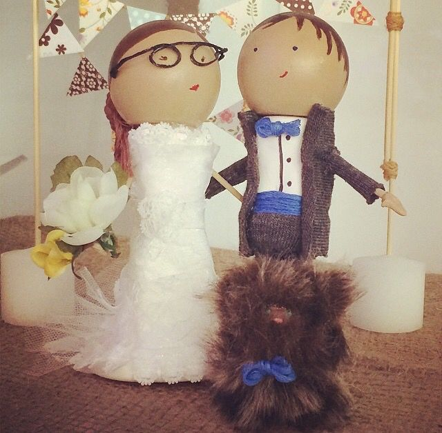 another cake topper