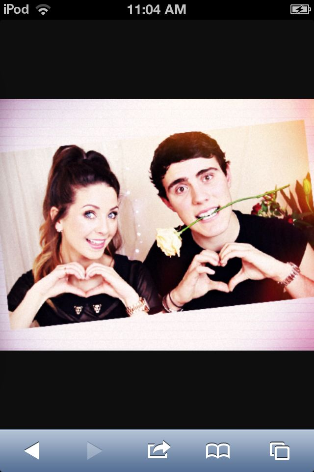 And this is my most favourite youtuber!