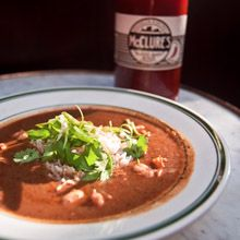 McClure's Bloody Mary Gumbo