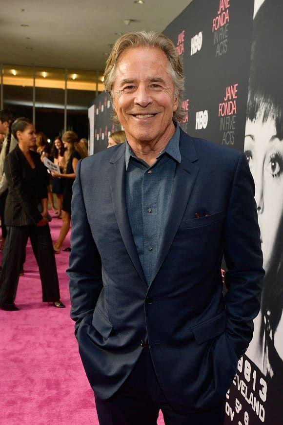 Frauenschwarme Der Achtziger So Sehen Sie Heute Aus Don Johnson Schauspieler Hollywood Stars