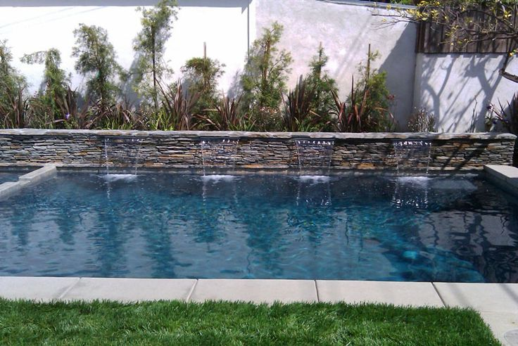 Fletcher Pools - San Fernando Valley Swimming Pool Builders - Projects Gallery