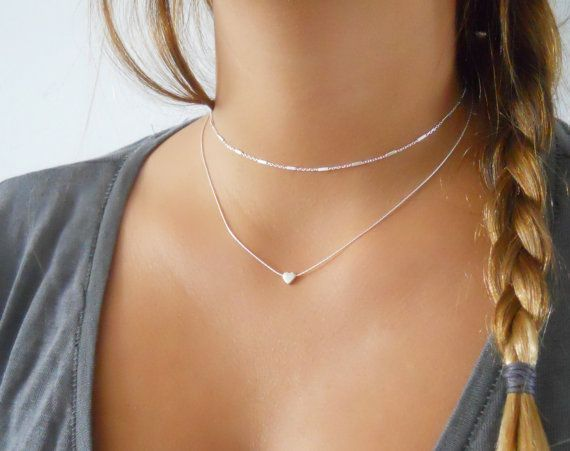 Best 25+ Silver necklaces ideas on Pinterest | Forever 21 jewelry ...