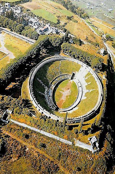 Anfiteatro e Palestra - Pompei