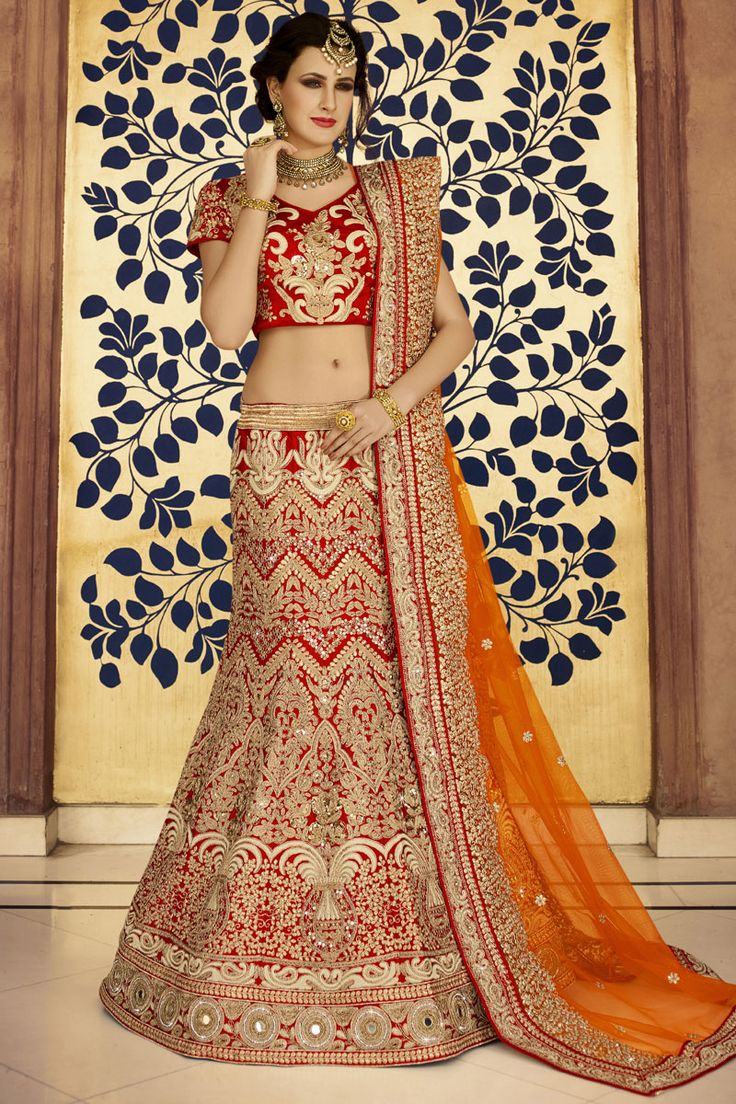 #StyleOfTheDay Buy This Red Pure Silk Heavy Embroidery Work #Designer #BridalLehenga #Choli. Buy Now:- http://www.lalgulal.com/lehenga-choli/red-pure-silk-heavy-embroidery-work-designer-bridal-lehenga-choli-698 #CashOnDelivery & #FreeShipping only in India. For Other Query Just Whatsapp Us on +91-9512150402 Or Mail Us at info@lalgulal.com. #lehenga #occasions #wedding #weddingspecial #buy #products #Anarkalisuit #online #lalgulal #classic #embroidery #summercolours #springsummer2016 #