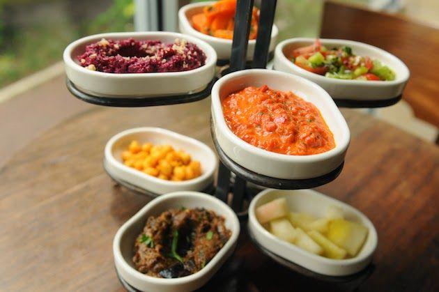 Zahav Restaurant: The Gold is in the Lamb via @foodwanderings