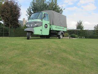 Italian Food Trucks - Mobiele Catering Concepten met een Italiaans Thema: Ape-Ro