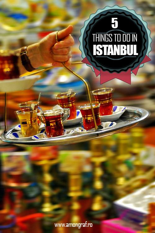 The TOP 5 Things to do in Istanbul, Between East and West