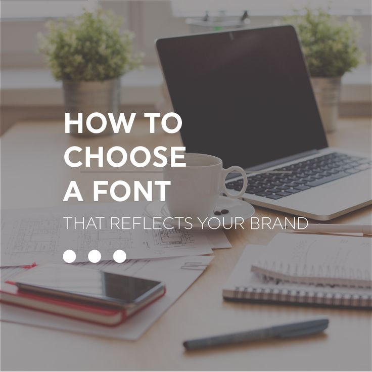 "Fonts are part of my happy place. As a graphic designer, I use them in  literally all aspects of my business. There are thousands of fonts to  choose from, but picking the perfect font for your branding can be no small  feat. Pinterest is plastered with ""20 of the best free fonts"" style posts,"