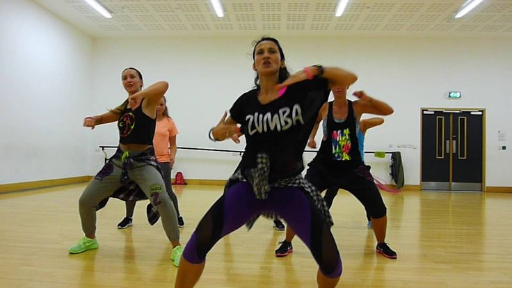 Zumba/Dance Fitness       Hasta el Amanecer - Nicky Jam       Intensity: Moderate