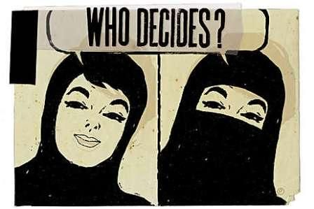 10 Things we ought to be saying about the Niqab!