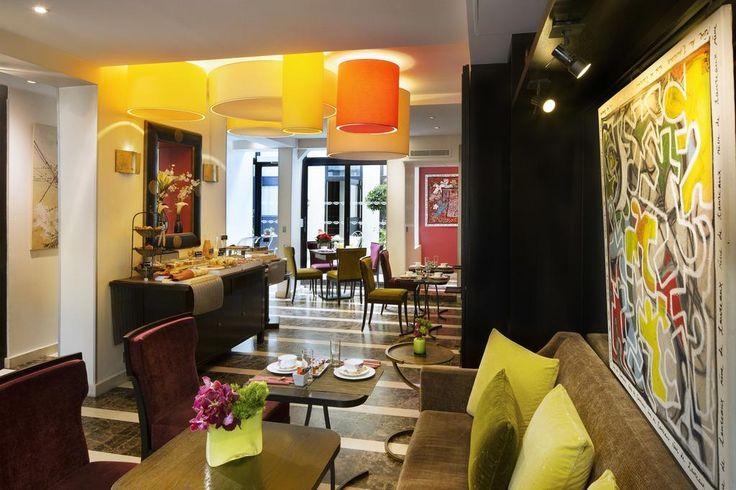Hôtel Chaplain Paris Rive Gauche hôtel 4 étoiles Excellents équipements ! Note : 8,3